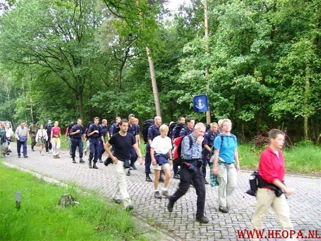 1e dag Amersfoort  40 km  22-06-2007 (6)
