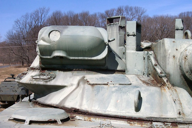 T-92 Light Tank 2