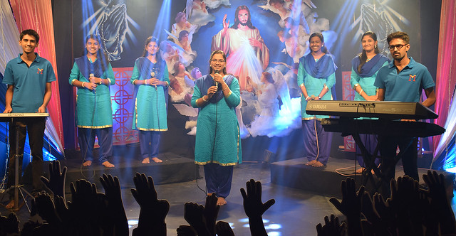 Holy Spirit Meeting