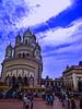 Daksineswar Temple by Ashif Hassan