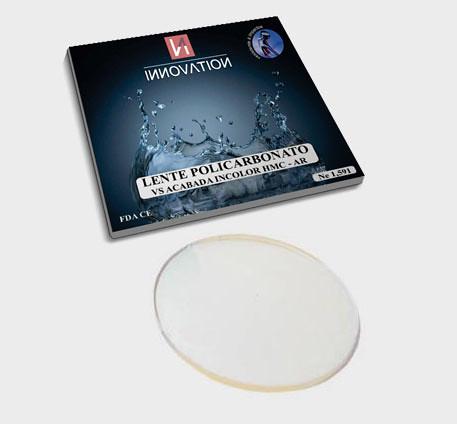 10231d45c3 ... innovationoptical Lente Policarbonato Visão Simples AR Incolor   by  innovationoptical