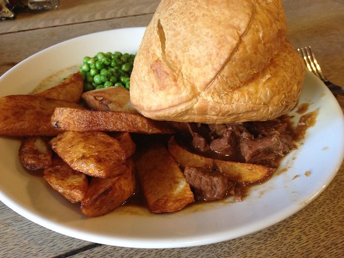 Steak and ale pie | by Texarchivist