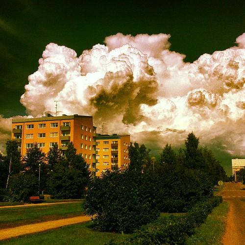 Cumulus Pilvi