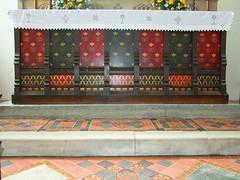 Ernest Geldart altar
