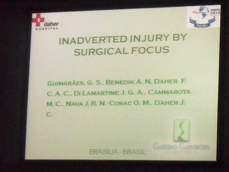 Foto1 - Congresso Internacional de Cirurgia Plástica em San Francisco - EUA - 2010