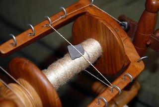 Muga Silk plying (3) | by irieknit