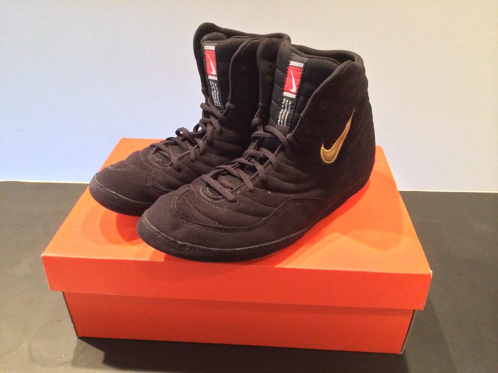 Nike OG Inflict Wrestling Shoes - GONE