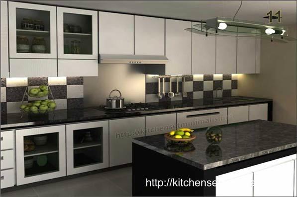 Design Kitchen Set Minimalis Modern Kitchen Set Minimalis Flickr