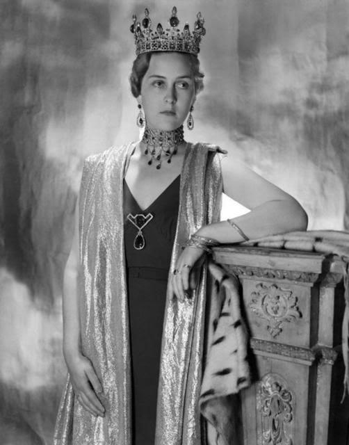 Erbprinzessin Cecilia von Hessen-Darmstadt, Prinzessin von Griechenland