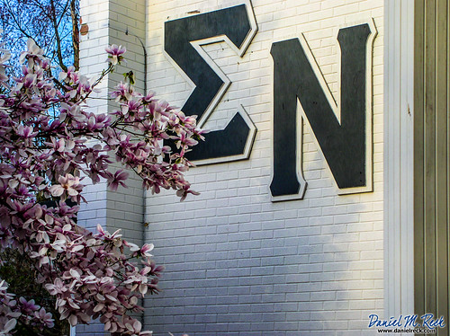 Sigma Nu in the Spring