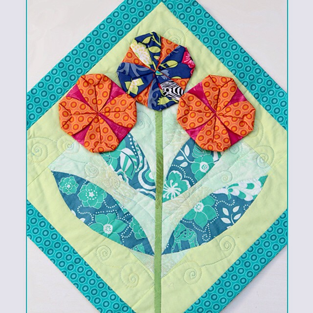 Japanese fabric folding,,, If you love color, I wish I cou…   Flickr