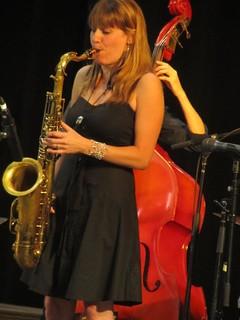 Festival International de Jazz de Montréal 2013 - Poste-Am Quintet | by annie_dominique