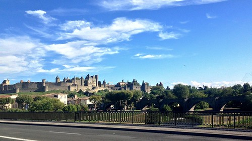 View of Carcassonne | by ajlburke
