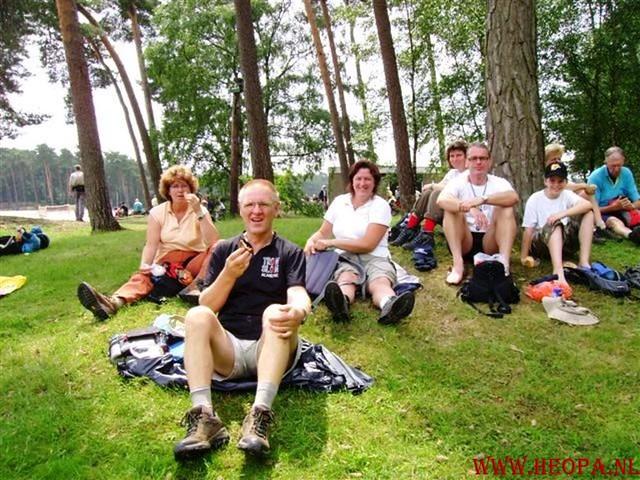 2e dag  Amersfoort 42 km 23-06-2007 (46)