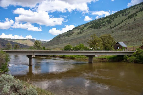 The PNT crosses the Similkameen River on this bridge | by Forest Service Pacific Northwest Region
