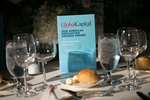 GlobalCapital Americas Derivatives Awards