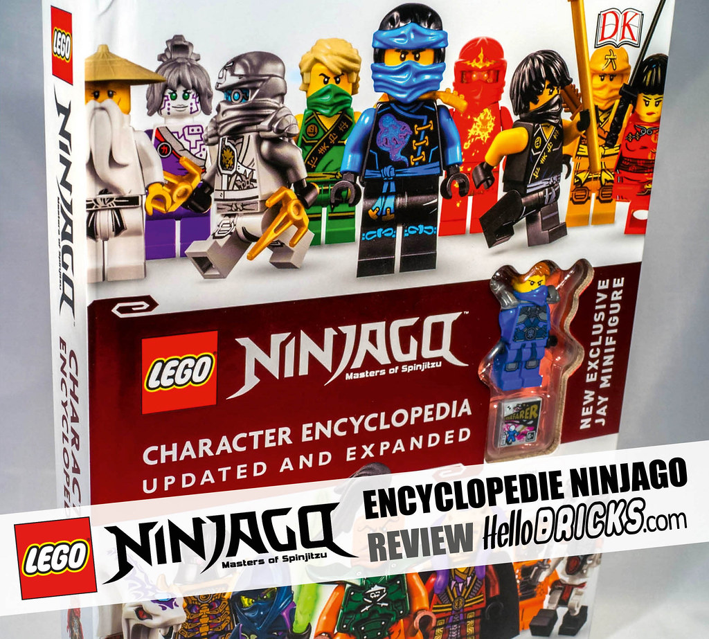 Hellobricks Livre Ninjago Gnaat Lego Flickr