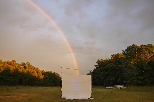 nature weather newjersey rainbow pinelands pinebarrens franklinparkerpreserve