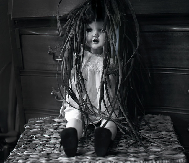 she wondered about the dreadlocks, too