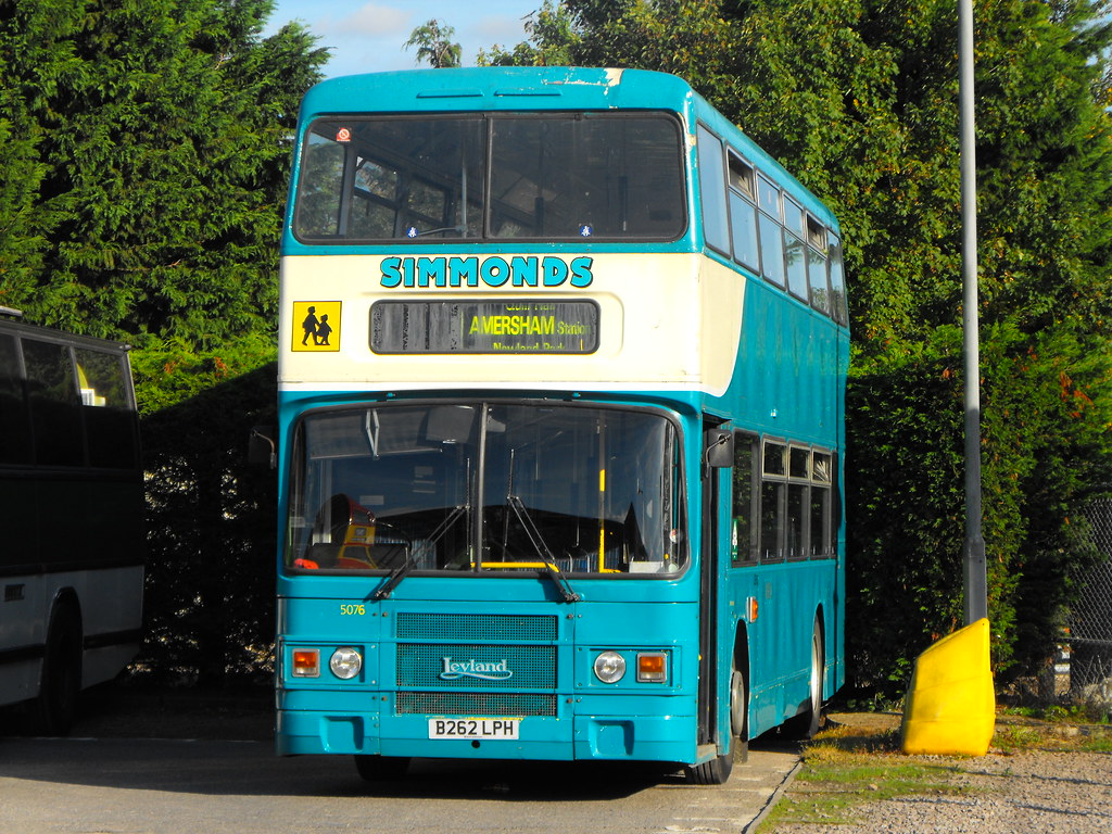 5076, B262 LPH, Leyland Olympian (t.2013)