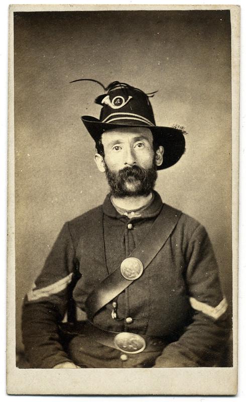 A Jewish Corporal and Bugler in the Pennsylvania Militia