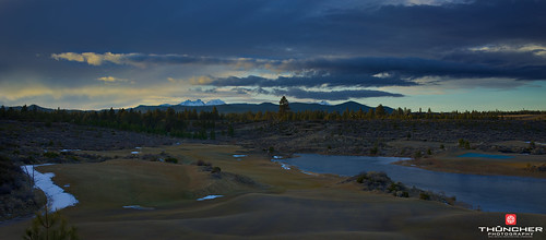 winter sunset sky snow mountains nature clouds oregon centraloregon landscape outdoors northwest bend sony scenic golfcourse fullframe fx waterscape tetherow a7r zeiss35mmf28lens thephotographyblog sonya7r