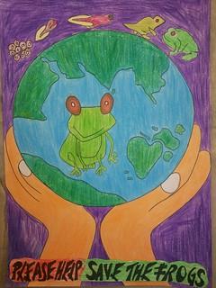 Save-Frogs-Shreyan-Khanna-5.8yrs-India