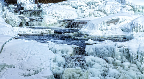winter snow waterfalls almonte icywaterfalls almontefalls 100xthe2014edition 100x2014 image17100