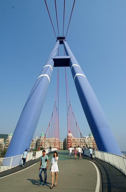 Dalian - Tiaoyue Bridge