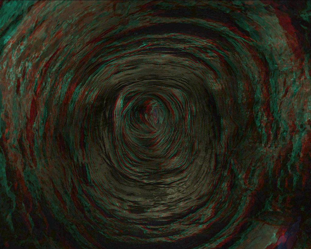 Half-Life 2 - Missing Person MOD Tunnel 3D (Anaglyph) | Flickr