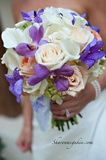 Bridal Bouquet - - Sharon McGukin, AAF, AIFD, PFCI | by Flower Factor