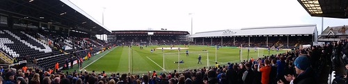 Fulham v Ipswich Town, Craven Cottage, SkyBet Championship, Saturday 14th February 2015 | by CDay86