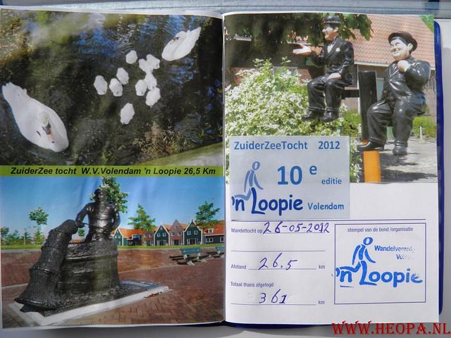 Volendam        26-05-2012       26.5 Km (118)