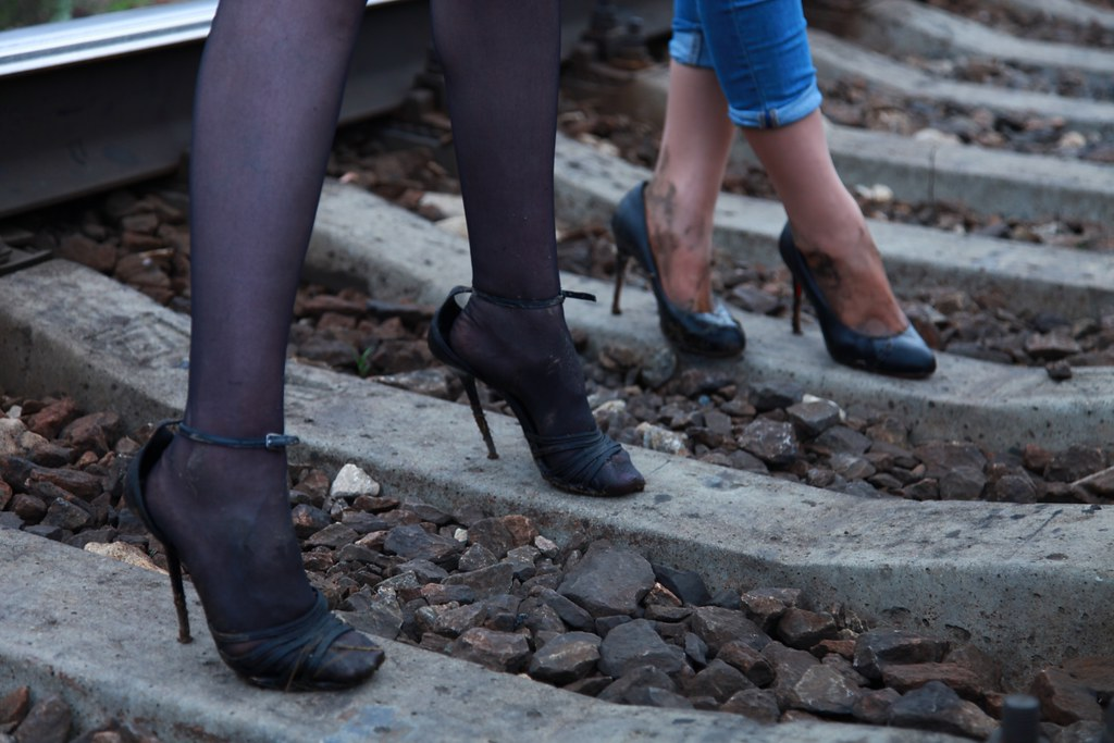 Crush high heels シセン&CNシリーズ :