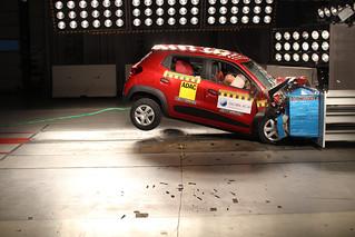 Renault Kwid (III) - DRIVER AIRBAG | by Global NCAP