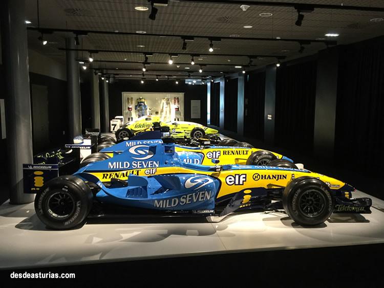 Circuito Fernando Alonso Precio : Fernando alonso museo: fórmula 1 · cómo llegar · museos asturias