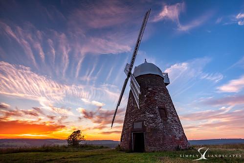 Halnaker Windmill 6281