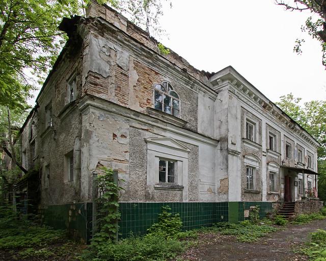 11 Chernobyl Synagogue