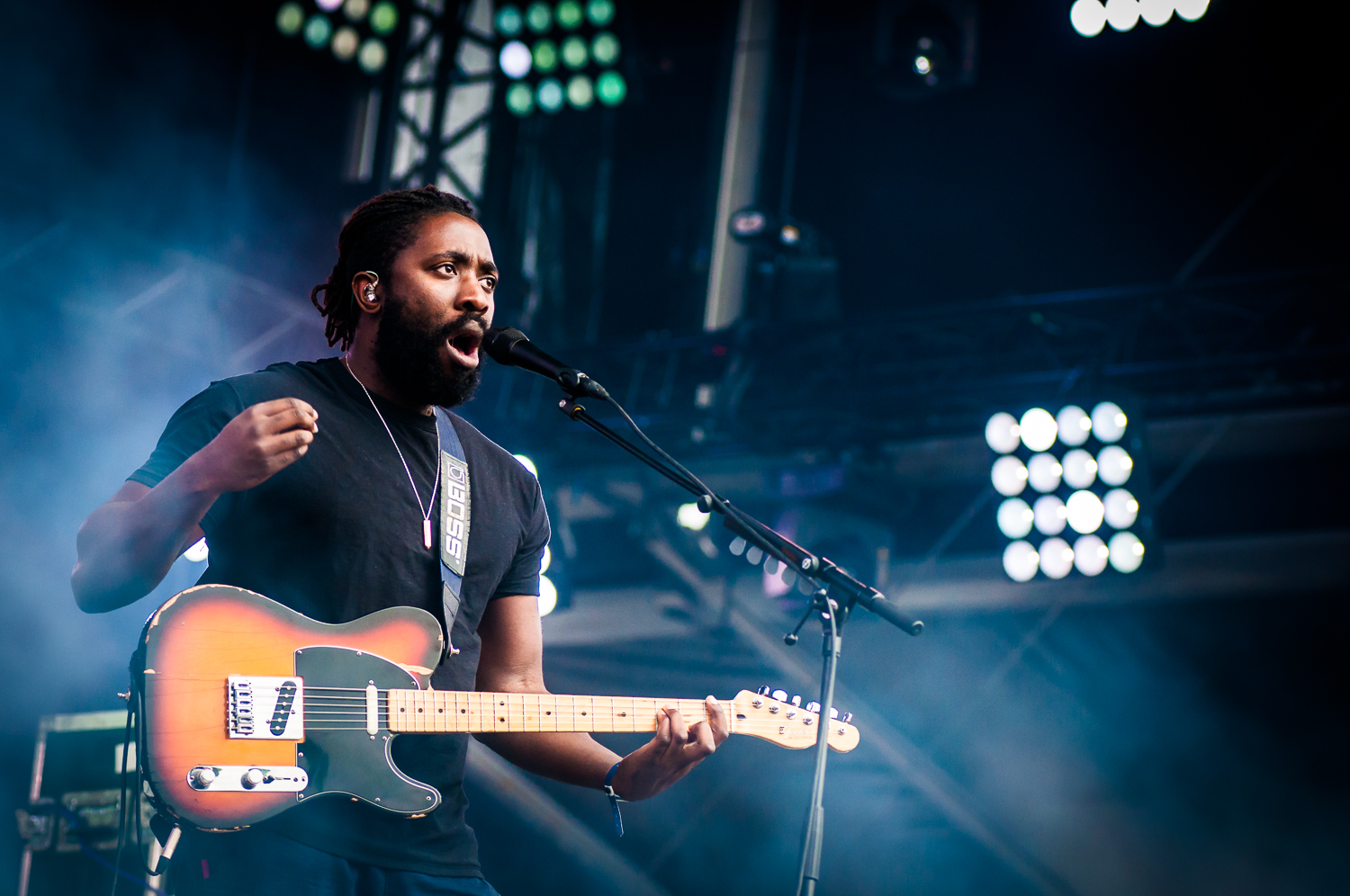 Bloc Party @ Best Kept Secret 2016 (© Timmy Haubrechts)