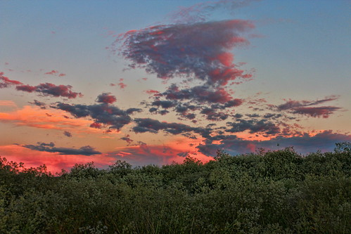 sunset day cloudy nevada reno verdiviewfinder