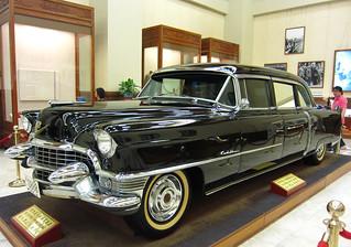 1955 Cadillac Series 70 (Chiang Kai-shek)