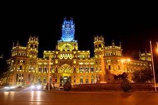 Plaza de Cibeles / Madrid - España | by LARS77722