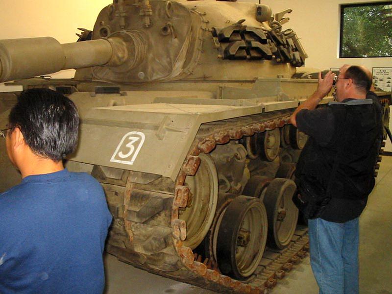 M48A4 Magach 3 (2)