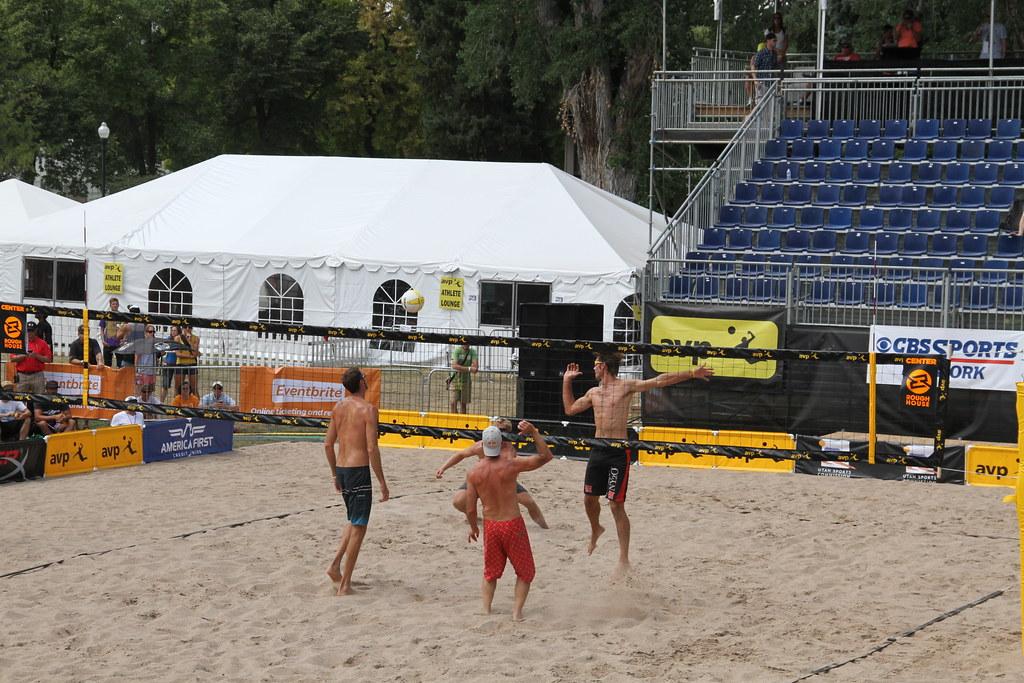 2013 AVP Salt Lake City Open - Pro Beach Volleyball