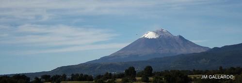 Volador del Edo. de Veracruz - a mas de 20 metros de Altura -  Huey Atlixcayotl 2013 - Puebla - México