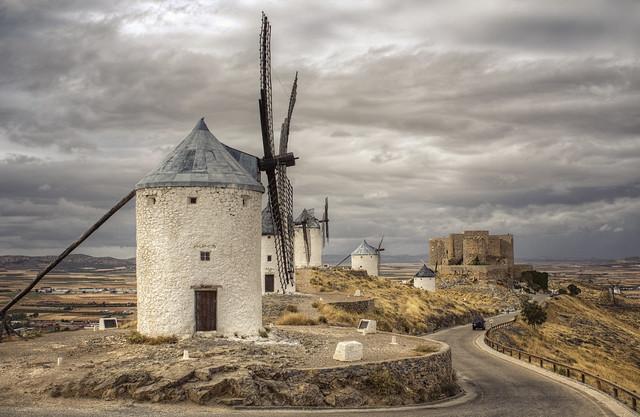 Castillo y Molinos