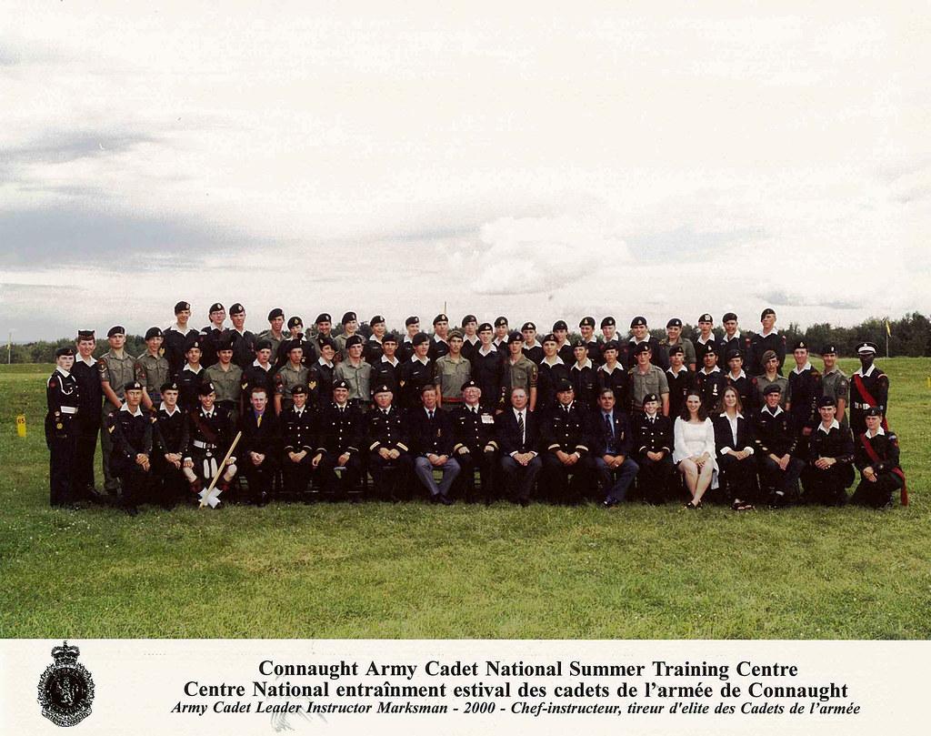 2000, Army Cadet Leader Instructor - Marksman | 2000, Army C