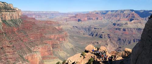 Ooh Aah Point, Grand Canyon National Park, Arizona
