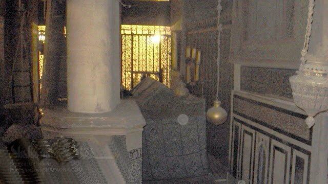 A very rare inside view of Roza e Rasool(SAW) for more rar