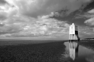 burnham lighthouse | by gloskeith